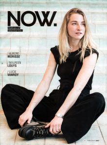 2017_article now magazine_couverture
