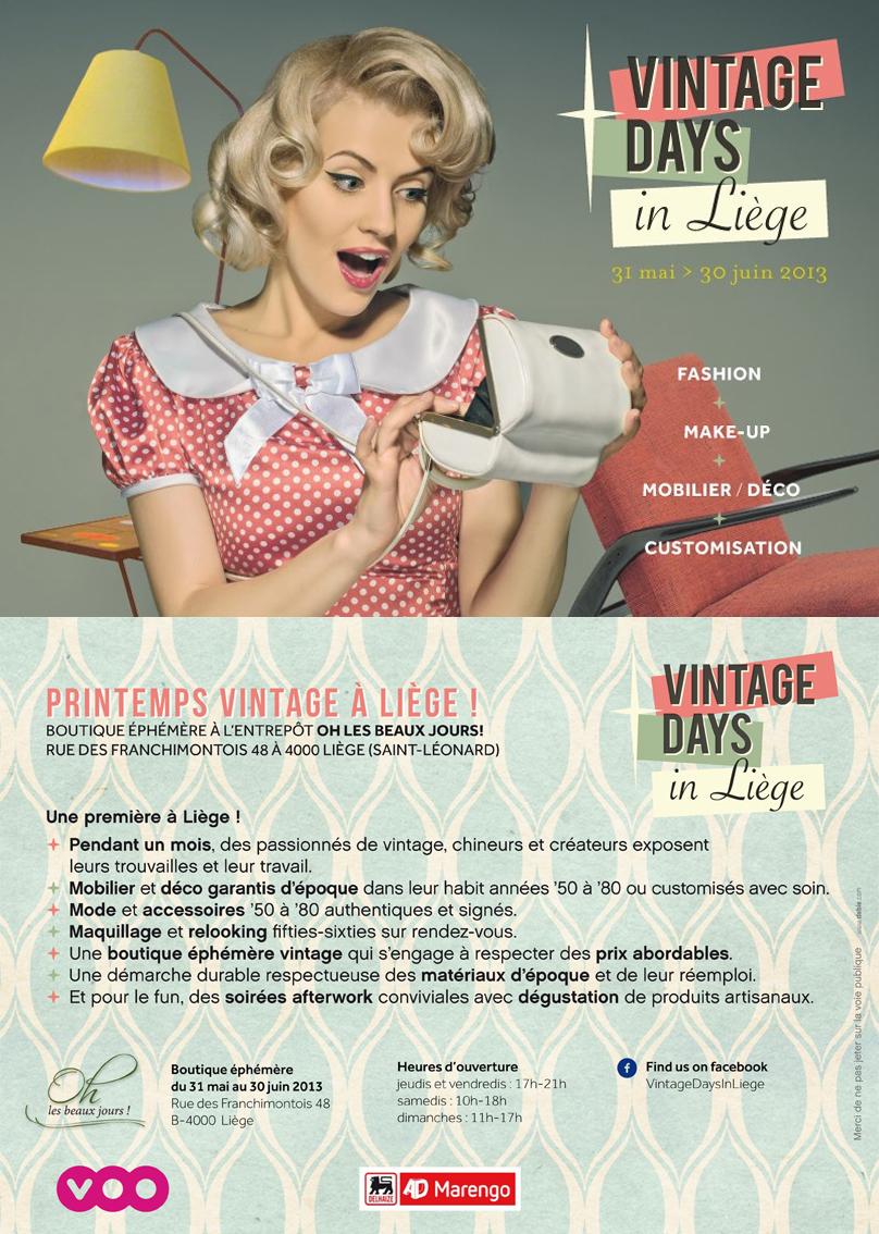 flyer vintage days 2013 complet