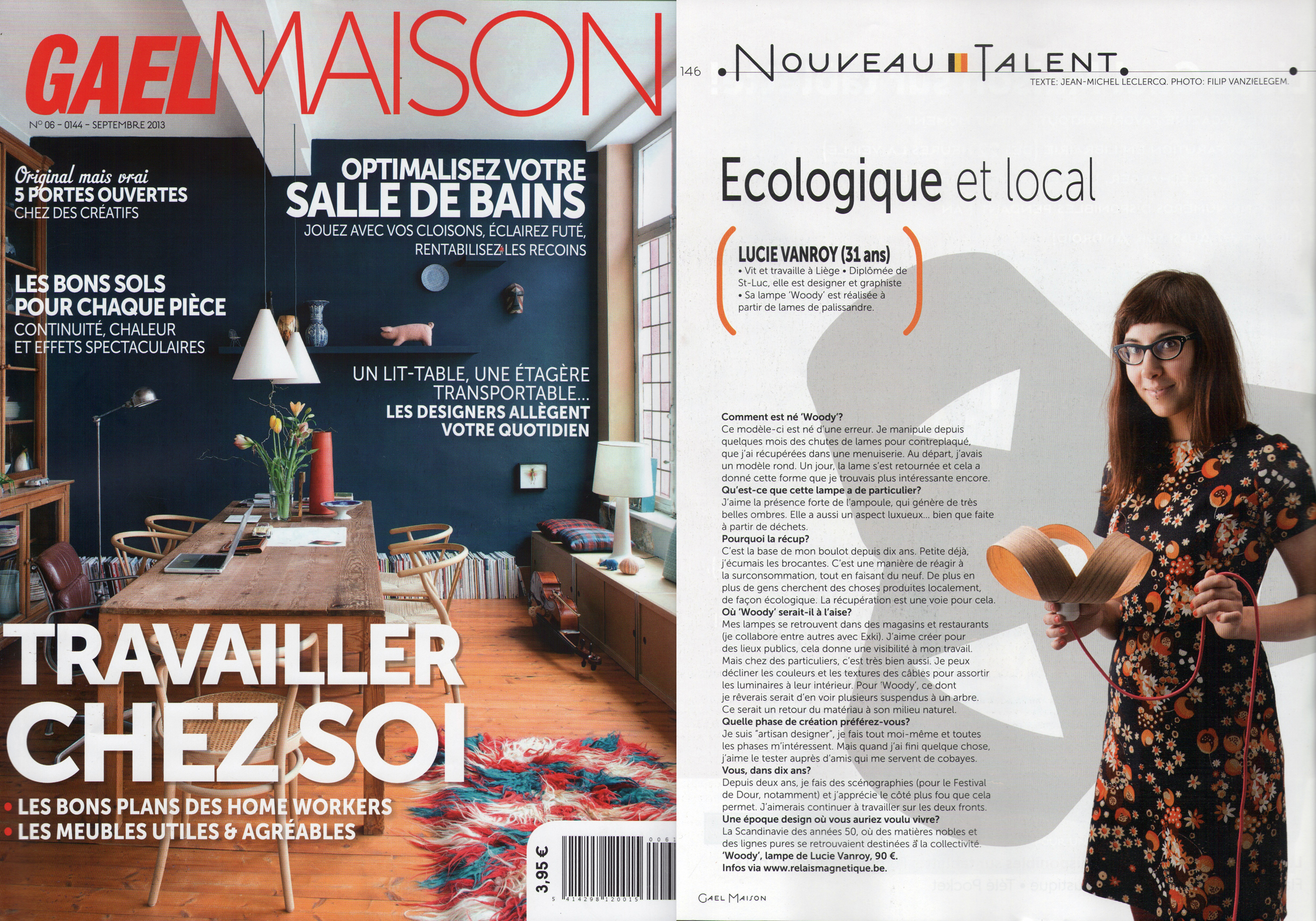 interview Gael maison septembre 2013 web