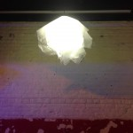 lampe Ghost caserne